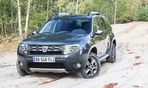 Dacia Duster Facelift IAA 2013 Kompakt-SUV Preis Geländewagen