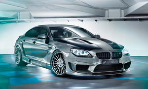 Hamann Mirror GC BMW M6 Gran Coupé Tuning Widebody 2013 Motorhaube