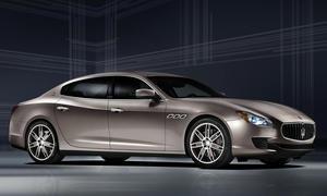 Maserati Quattroporte Ermenegildo Zegna 2013 IAA Sondermodell limitiert