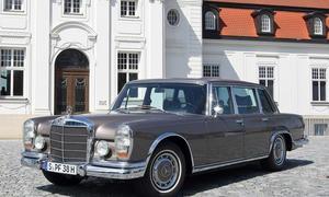 Mercedes 600 W100 Fahrbericht Classic Cars Oldtimer