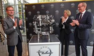 opel Werk Kaiserslautern wirtschaft investition Neumann neue Motoren