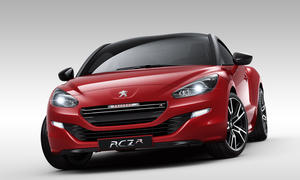 Peugeot RCZ R Preis Sportcoupe 2014 IAA 2013