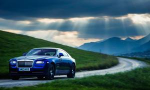 Rolls-Royce Wraith Luxus-Coupé Preis 2013