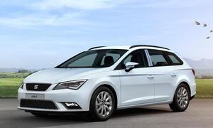 Seat Leon ST 1.6 TDI Ecomotive 1.4 TGI Kompaktklasse Neuheiten Erdgas