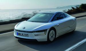 VW XL1 2014 Preis Marktstart Plug-in-Hybrid Neuheiten IAA 2013 Preis