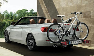 2014 BMW 4er Cabrio F33 LA Auto Show 2013 Zubehoer