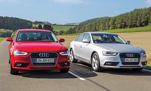 Audi A4 1.8 TFSI A4 2.0 TDI Bilder technische Daten