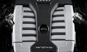 Audi A8 W12 2013 Cylinder on Demand V12 Facelift