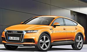 Audi Q6 Neue Modelle Bilder SUV Neuheiten Details
