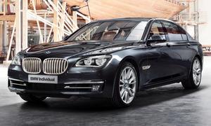BMW 760Li Sterling inspired by Robbe Berking 2013