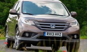 Bilder 2013 Honda CR-V 1.6 i-DTEC Kompakt-SUV Einzeltest Motorisierung