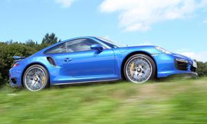 Bilder 2013 Porsche 911 Turbo S Einzeltest Supersportwagen