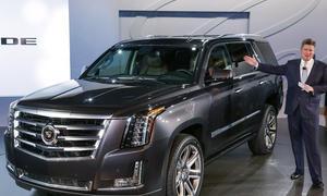 Cadillac Escalade 2014 SUV Bilder technische Daten Vierte Generation
