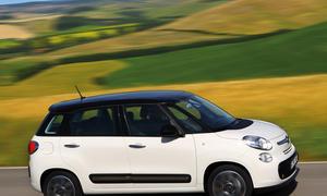 Erdgas Fiat 500L Natural Power Preis 2013 CNG bivalent TwinAir