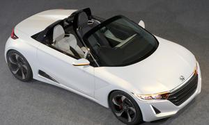 Honda S660 Concept Tokyo Motor Show 2013 Bilder