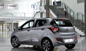 Hyundai i10 2014 Entwicklung Produktion Rüsselsheim Izmir