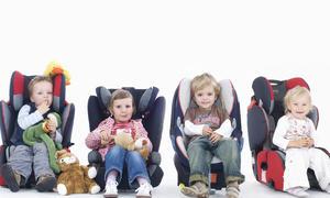 Kindersitze Test 2013 ADAC Stiftung Warentest Vergleich