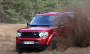 Land Rover Discovery 4 3.0 SDV6 Bilder Vergleichstest