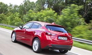 Mazda 3 MPS Allrad Sportversion Kompaktklasse