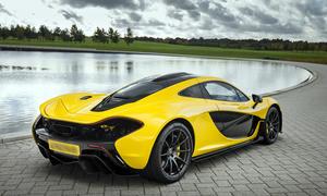 McLaren P1 Produktion Beginn Woking Fahrleistungen