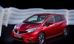 Nissan Note Preis Marktstart 2013 Minivan Bilder