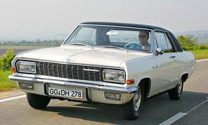 Opel Diplomat V8 Coupe Fahrbericht Bilder technische Daten