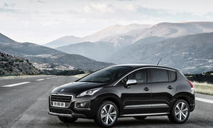 Peugeot 3008 Preis Benziner Diesel Hybrid Crossover Facelift