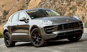Porsche Macan 2014 Video Teaser Fotos Design Skizzen