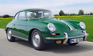 Ruf R56.11 Fahrbericht Bilder technische Daten Porsche 356