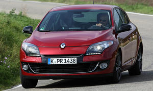 Renault Megane Energy TCe 115 eco2 Bilder Vergleichstest Kompaktklasse