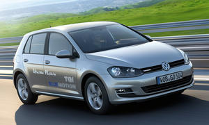 VW Golf TGI 2013 Erdgas Preis BlueMotion