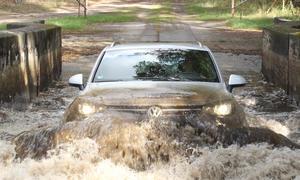 VW Touareg V6 TDI BlueMotion Technology TERRAIN TECH Bilder Vergleichstest