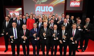 Leserwahl Auto Trophy 2013 Sieger aller Klassen