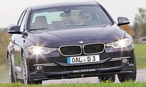 Fahrbericht BMW Alpina D3 Biturbo Bilder technische Daten