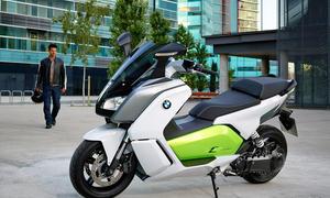 BMW C Evolution Preis Elektroroller Motorroller Bilder