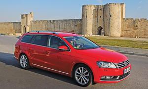 Bilder VW Passat Variant 2.0 TDI Dauertest 100.000 km Fazit