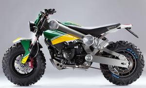 Caterham Brutus 750 Motorrad Bikes E Bike Pedelec