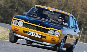 Ford Capri RS Bilder technische Daten Traumwagen Oldtimer