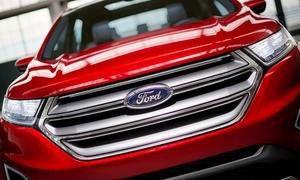 Ford Edge Concept LA Auto Show 2013 Europa Marktstart 2017 Bilder