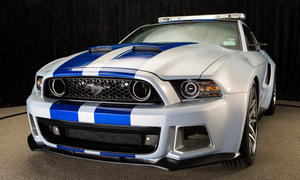 Ford Mustang Pace Car Need for Speed 2013 Bilder Spezial-Anfertigung
