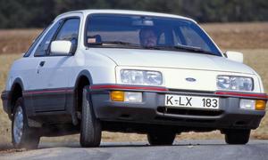 Ford Sierra XR4i Kaufberatung Bilder technische Daten