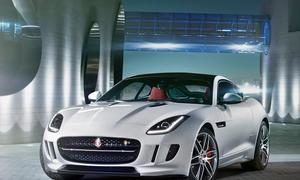 Jaguar F-Type Coupé Preis Marktstart R V8-Kompressor LA Auto Show 2013