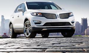 Lincoln MKC 2014 LA Auto Show 2013 Kompakt-SUV Ford Kuga