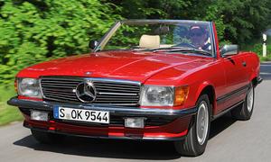 Mercedes 300 SL Traumwagen Youngtimer Bilder technische Daten