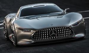 Mercedes AMG Vision Gran Turismo 2013 GT 6 PS3 Spiel Rennwagen