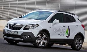 Opel Mokka 1.4 LPG Flüssiggas Autogas Kompakt-SUV Verbrauch