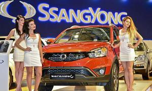 Ssangyong Korando Facelift Preis Marktstart