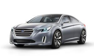Subaru Legacy Concept LA Auto Show 2013 Bilder Nächste Generation