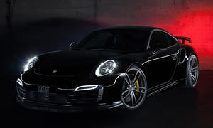 Techart Porsche 911 Turbo 2013 Essen Motor Show Tuning 991