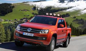VW Amarok Rueckruf 2013 Kraftstoffleitung undicht 2.0 TDI Mega-Rückruf